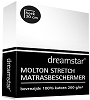 Dreamstar molton stretch matrasbeschermer