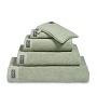 Vandyck badgoed Home Collection uni smoke green 814