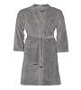 Vandyck badjas Kyoto grey 011