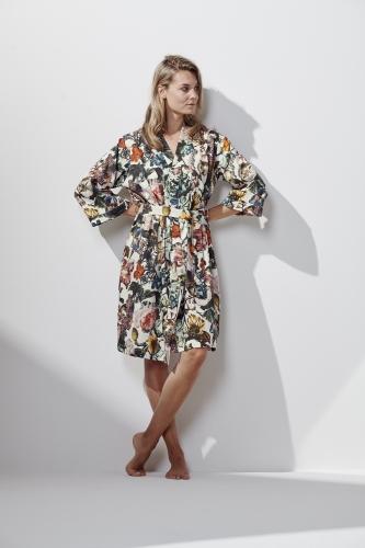 Essenza kimono Sarai Famke vanilla
